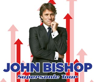 John Bishop: Supersonic