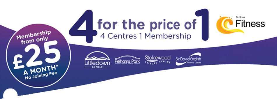 Membership 4 Centres Purple