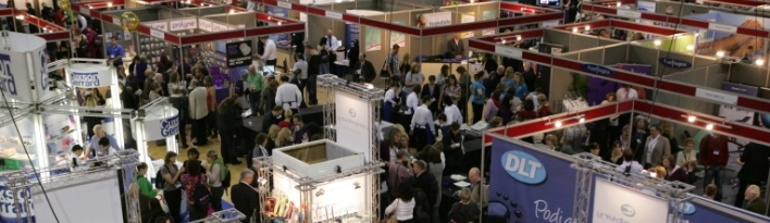 Bournemouth International Centre welcomes College of Podiatry back to Bournemouth for 2014 Event