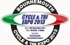 It's a triple run for Bournemouth Cycle and Tri Expo at the BIC…