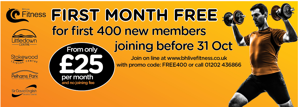 Membership 4 Centres Free 400 Orange