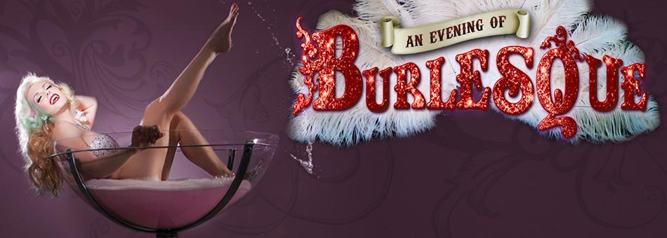An Evening of Burlesque Banner