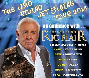 An Audience with Ric 'Nature Boy' Flair