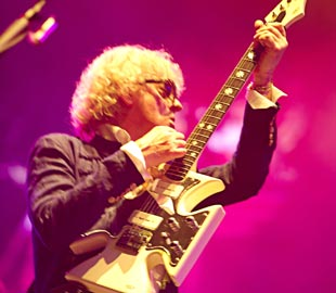 Ian Hunter (Mott The Hoople)